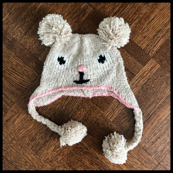 2828c6cb9112a Bear Pom Pom Winter Hat. M 5bfecdf6534ef9813cb50608